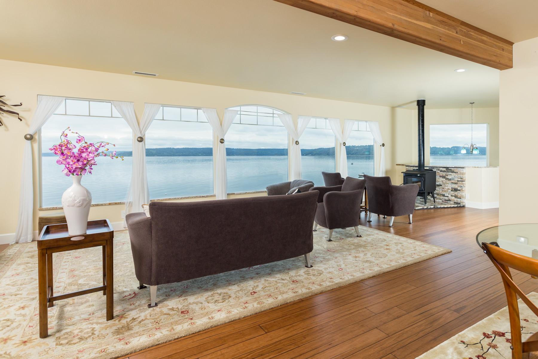 Bellingham luxury real estate photographer