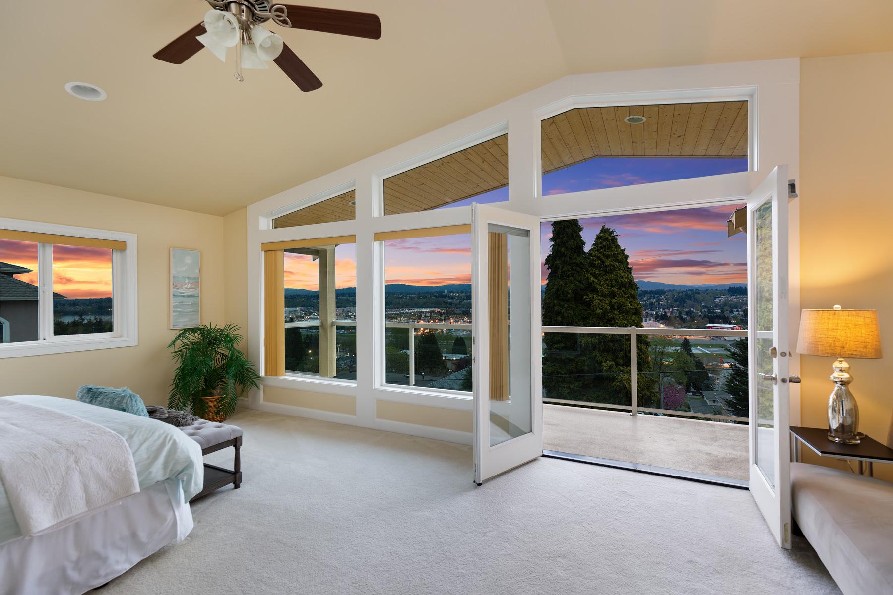 Premium real estate photography