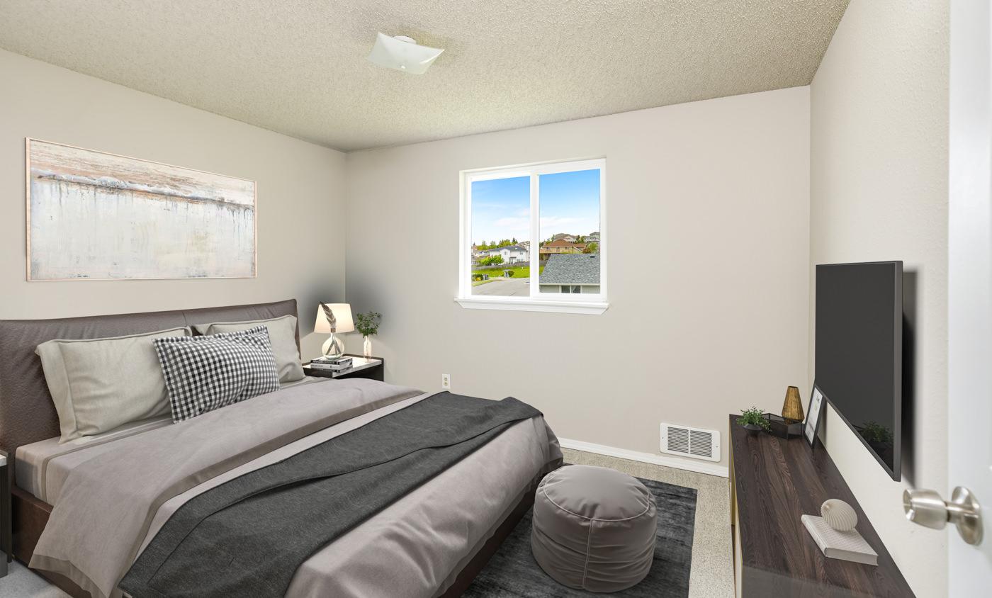 Taku contemporary house virtual staging